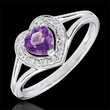 anello cuore incantato